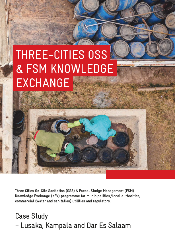 Three Cities OSS and FSM Knowledge Exchange